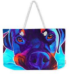 Rottweiler - Dexter Weekender Tote Bag