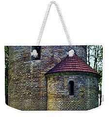 Weekender Tote Bag featuring the photograph Rotunda  by Mariola Bitner