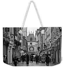 Rouen Street Weekender Tote Bag