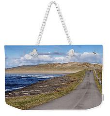 Rougey Walk - Tullan Strand - Bundoran - Stroll On The Beautiful Wild Atlantic Way, Ireland - Spring Weekender Tote Bag
