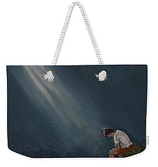 Rough Day Weekender Tote Bag