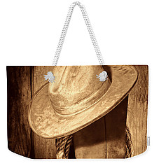 Rough Rider Weekender Tote Bag by American West Legend By Olivier Le Queinec