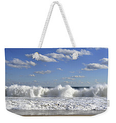 Rough Surf Jersey Shore  Weekender Tote Bag