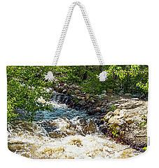 Rough Water Weekender Tote Bag