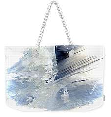 Rough Yet Peaceful Weekender Tote Bag