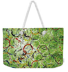 Round About 2 Weekender Tote Bag