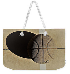 Round Ball And Shadow Weekender Tote Bag