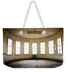 Round Room Weekender Tote Bag by Randall Cogle