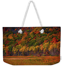 Round Valley State Park 2 Weekender Tote Bag by Raymond Salani III