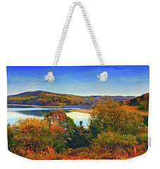 Round Valley State Park 4 Weekender Tote Bag by Raymond Salani III