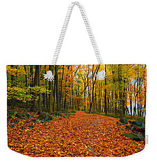 Round Valley State Park 6 Weekender Tote Bag by Raymond Salani III