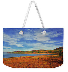 Round Valley State Park Weekender Tote Bag by Raymond Salani III