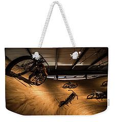 Rounding The Bend Weekender Tote Bag by Randy Scherkenbach