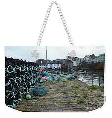 Roundstone 4 Weekender Tote Bag