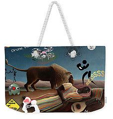 Rousseau's Nightmare Weekender Tote Bag