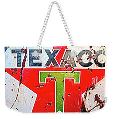 Route 66-texaco Weekender Tote Bag