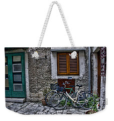 Rovinj Bicycles Weekender Tote Bag