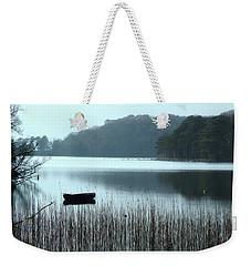 Rowboat On Muckross Lake Weekender Tote Bag