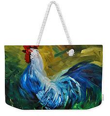 Rowdy Rooster Weekender Tote Bag