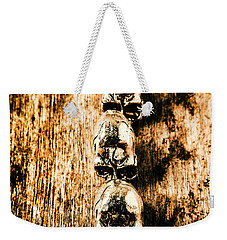 Weekender Tote Bag featuring the photograph Rowing Sculls by Jorgo Photography - Wall Art Gallery