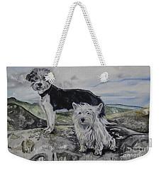 Roxie And Skye Weekender Tote Bag