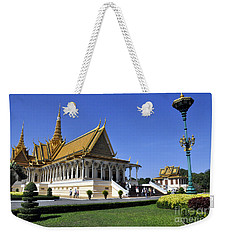 Roy Palace Cambodia 01 Weekender Tote Bag
