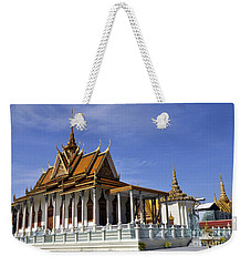 Roy Palace Cambodia 02 Weekender Tote Bag