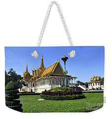 Roy Palace Cambodia 03 Weekender Tote Bag