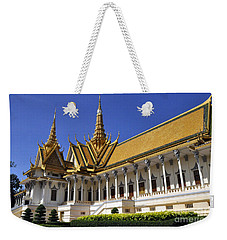 Roy Palace Cambodia 04 Weekender Tote Bag