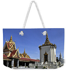 Roy Palace Cambodia 05 Weekender Tote Bag