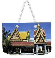 Roy Palace Cambodia 08 Weekender Tote Bag