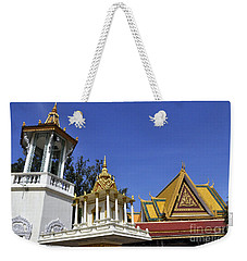Roy Palace Cambodia 09 Weekender Tote Bag