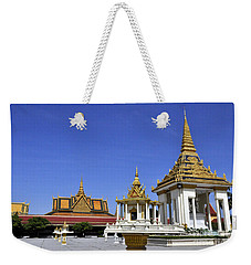 Roy Palace Cambodia 10 Weekender Tote Bag
