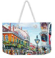 Royal Balconies Weekender Tote Bag