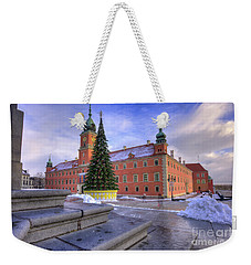 Weekender Tote Bag featuring the photograph Royal Castle by Juli Scalzi