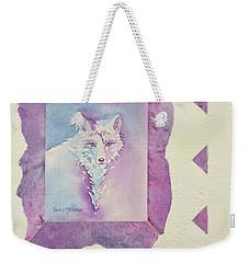 Royal Fox Weekender Tote Bag