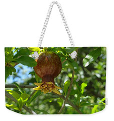 Royal Onion Pomegranate Weekender Tote Bag