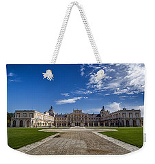 Royal Palace Of Aranjuez Weekender Tote Bag
