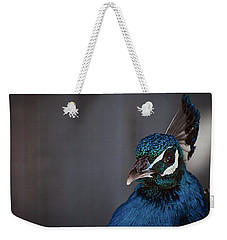 Royal Plume Weekender Tote Bag