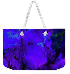 Royal Purple Weekender Tote Bag