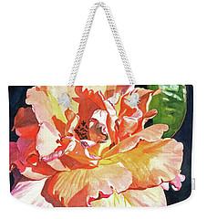 Royal Rose Weekender Tote Bag