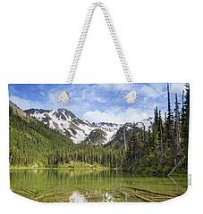 Royal Sunset Weekender Tote Bag
