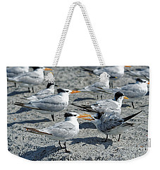 Royal Terns Weekender Tote Bag