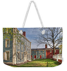 Royall House And Slave Quarters Weekender Tote Bag