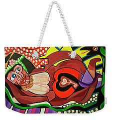 Royalty Queen Weekender Tote Bag