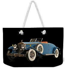 Royce Phantom II Weekender Tote Bag