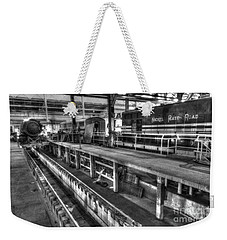 Rr Repair Shop Weekender Tote Bag by Paul W Faust - Impressions of Light