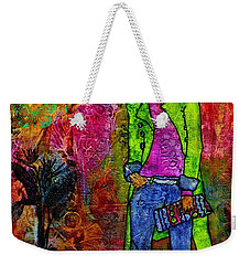Rtr - Ready To Roll Weekender Tote Bag
