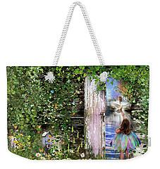 Ruach Ha-kodesh Weekender Tote Bag by Dolores Develde