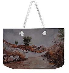 Rubbles Weekender Tote Bag